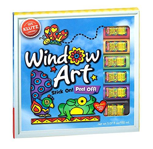 klutz window art instructions