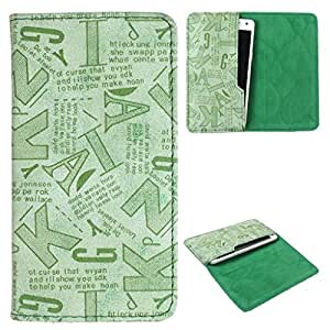 DooDa PU Leather Case Cover For Micromax Canvas Duet 2 EG111