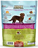 Zukes Jerky Naturals Dog Treats, Tender Beef Recipe, 6-Ounce