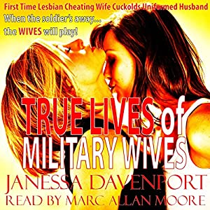 True Lives of Military Wives Audiobook