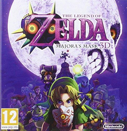 The Legend Of Zelda: Majora'Mask s 3d