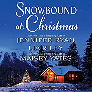 Snowbound at Christmas Audiobook