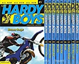 Hardy Boys: All New Undercover Brothers 1-8: #1 Ultimate Collection with Extreme Danger/Running on Fumes/Boardwalk Best/Thrill Ride/Rocky Road/Burned/Operation: Survival/Top Ten Ways to Die
