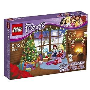 Lego Friends - 41040 - Jeu De Construction - Le Calendrier De L'Avent