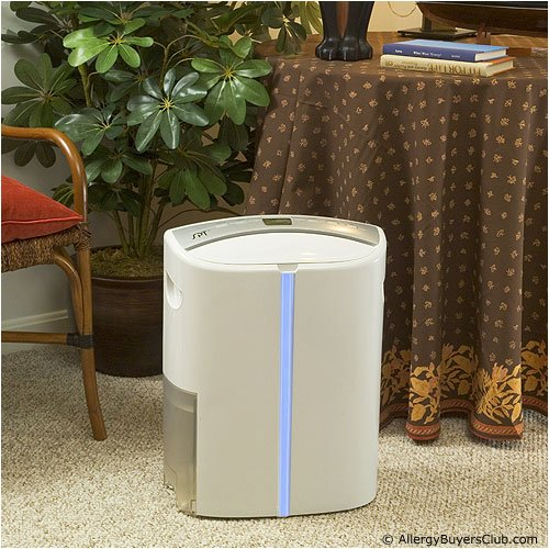 Cheap Sunpentown 46 Pint Low Temp Dehumidifier with TiO2 & UV Light (B0013THKQ4)
