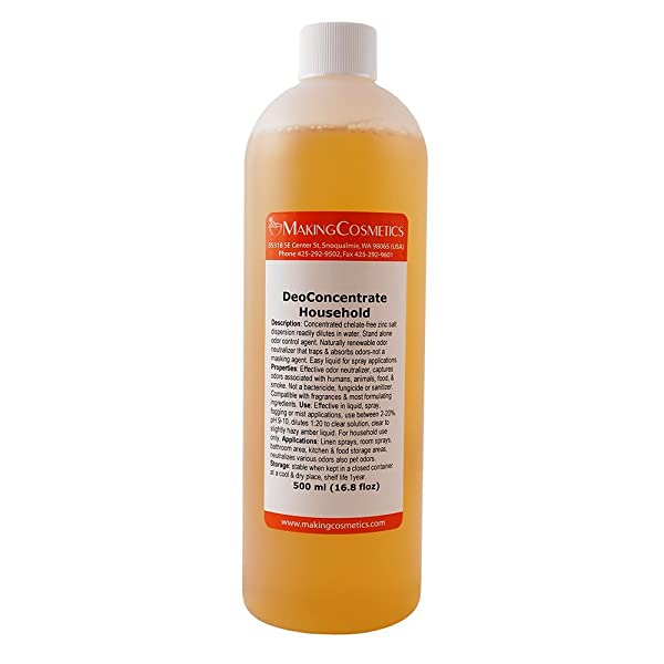 DeoConcentrate Household - 16.8floz / 500ml