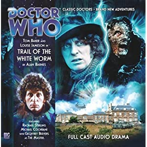 Trail of the White Worm - Alan Barnes