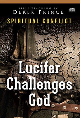AUDIO CD-LUCIFER CHALLENGES GOD (SPIRITUAL CONFLICT SERIES) (6 CD) by Derek Prince (2016-04-05)