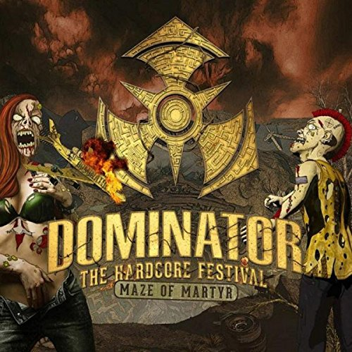 Dominator 2017: Maze Of Martyr / Various (Holland - Import, 2PC)