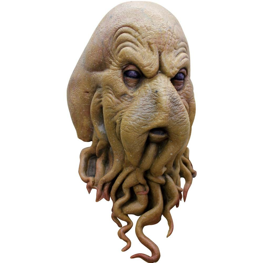 Cephaloid the Octopus Monster Mask