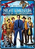 Night at the Museum: Battle of the Smithsonian [DVD] [2009] [Region 1] [US Import] [NTSC]