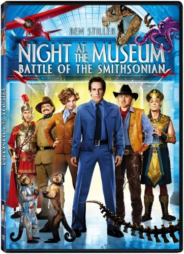 night at the museum battle of the smithsonian single disc edition dvd 2009