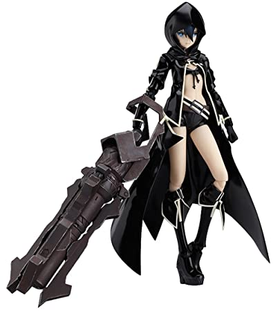 * Black Rock Shooter TV Animation figurine Figma Black Rock Shooter*
