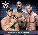 WWE Wall Calendar (2015)