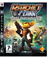 Ratchet and Clank: Tools of Destruction (PS3) [import anglais]