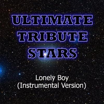 The Black Keys - Lonely Boy (Instrumental Version)