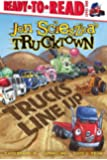 Trucks Line Up (Jon Scieszka's Trucktown)