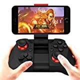 Magic Carter 050 mobile phone wireless Bluetooth game controller support ios Android handle video game controller 2018 Game operation aids Game handle