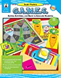 img - for Basic Phonics G.A.M.E.S., Grade 1: Games, Activities, and More to Educate Students book / textbook / text book