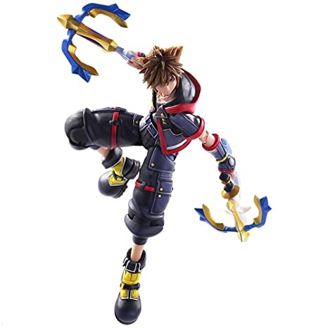 KINGDOM HEARTS III BRING ARTS - Sora [Square Enix] [import Japonais]