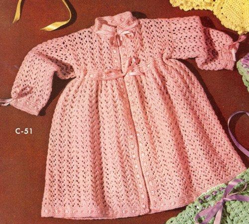 Infant Kimono Pattern front-1075254