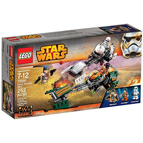 Lego Star Wars - Nouveautés 2015 - Ezra's Speedor Bike - 75090