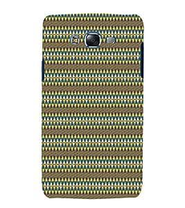 Diamond Pattern 3D Hard Polycarbonate Designer Back Case Cover for Samsung Galaxy J5 (2015) :: Samsung Galaxy J5 J500F (Old Version)