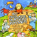 40 Favourite Nursery Rhymesby Various Artists