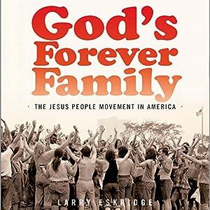 God's Forever Family Audiobook