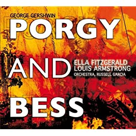 "Gershwin ""Porgy and Bess"" (Armstrong+Fitzgerald): Ella ... Ella Fitzgerald Porgy And Bess"