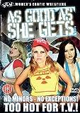 echange, troc Women's Extreme Wrestling - As Good As She Gets