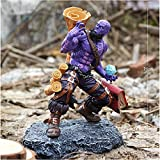 21CM Game LOL Figure Ryze Figurine Ruiz PVC Action Figure Juguetes Figuras Anime Brinquedos Model Doll Kids Toys Gift