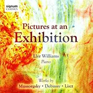 Pictures at an Exhibition: Mussorgsky / Debussy / Liszt