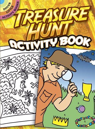 Treasure Hunt Activity Book