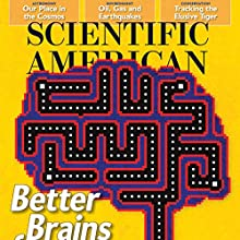 Scientific American, July 2016 Periodical by Scientific American Narrated by Mark Moran
