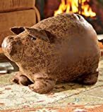 Animal Ottoman, In Pig