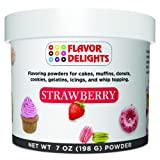 Angel Specialty Products Flavor Delights Flavored Powder Bakery Mix Strawberry (Tamaño: 7 oz (198 g))