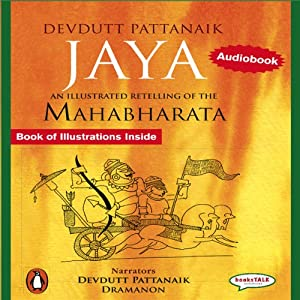 Jaya: A Retelling of the Mahabharata | [Devdutt Pattanaik]