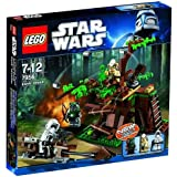 Lego Star Wars - 7956 - Jeu de Construction - L'Attaque Ewok