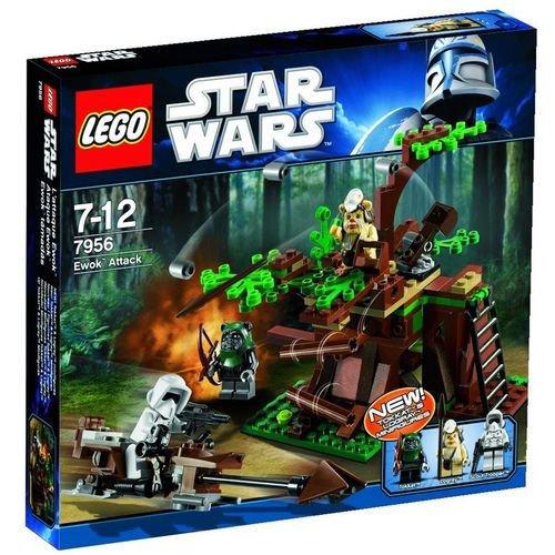 Lego Star Wars 7956 – Ewok Attack