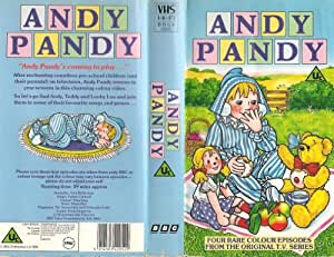 Andy pandy vhs video for Pandy s garden center