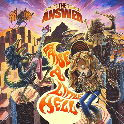 The Answer-Raise A Little Hell-(Limited Edition)-2CD-2015-404 Download