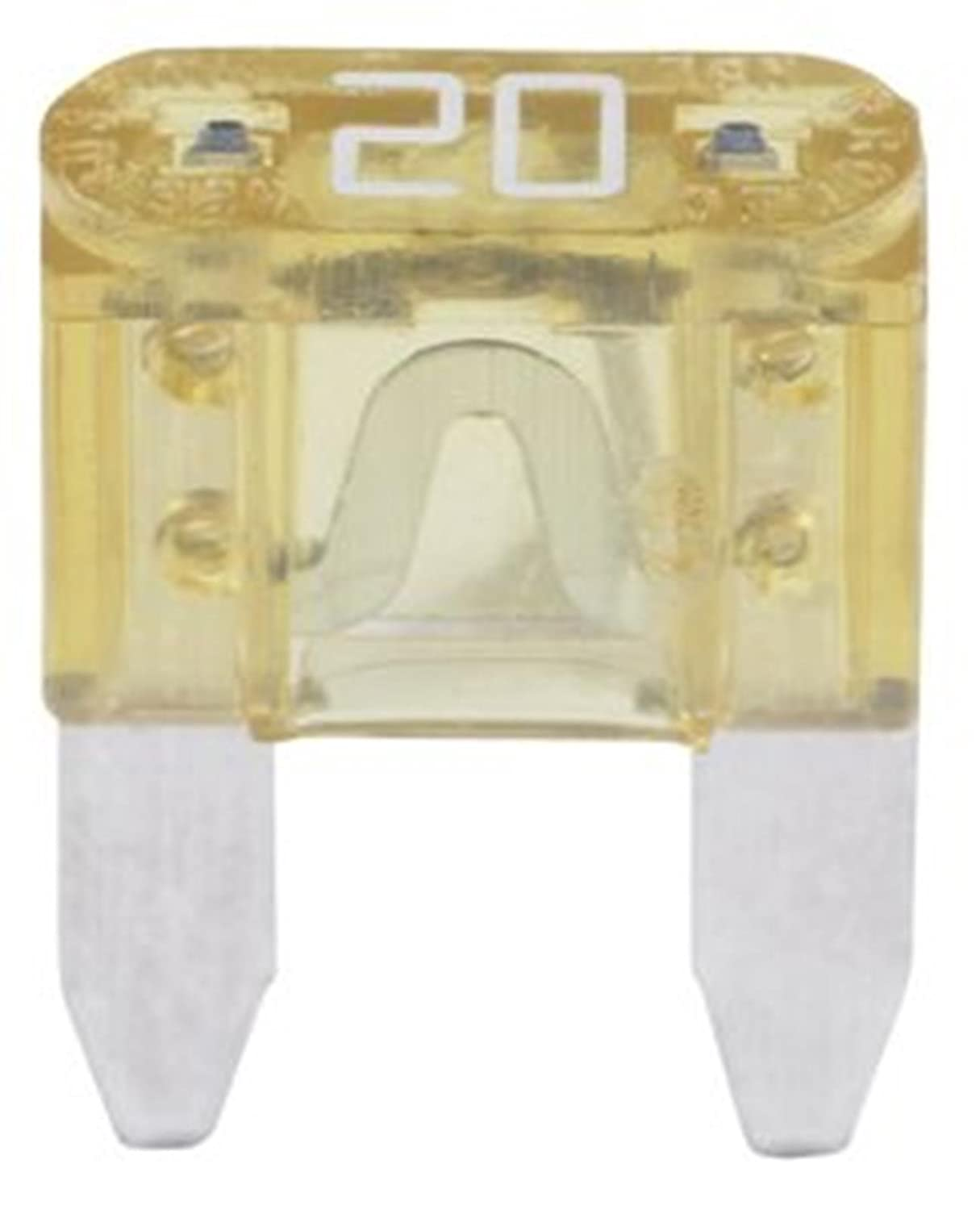 100 Qty. ATM 20A Blade Automotive Fuse 20 Amp vehicle automotive blade fuse holder with a line of high quality waterproof fuse holder