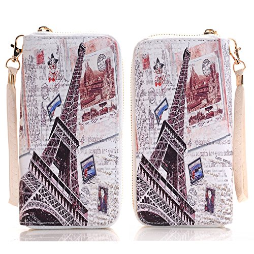 bayke-womens-long-organizer-purse-wallet-zippered-arround-clutch-cell-phone-carrying-cases-id-card-h