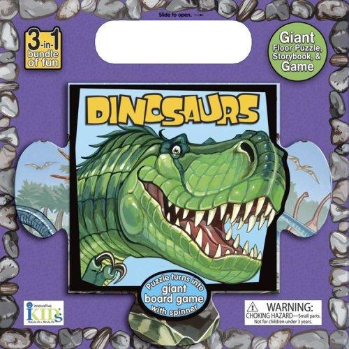 My Giant Floor Puzzle: Dinosaurs