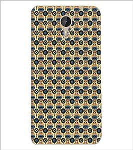 PrintDhaba Pattern D-5192 Back Case Cover for LETV (LE ECO) LE 1 PRO (Multi-Coloured)