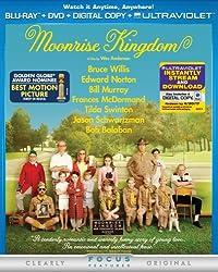 Moonrise Kingdom (Two-Disc Combo Pack: Blu-ray + DVD + Digital Copy + UltraViolet)