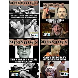 Mugshots: Serial Killers - 4 DVD Collector's Edition (Amazon.com Exclusive)