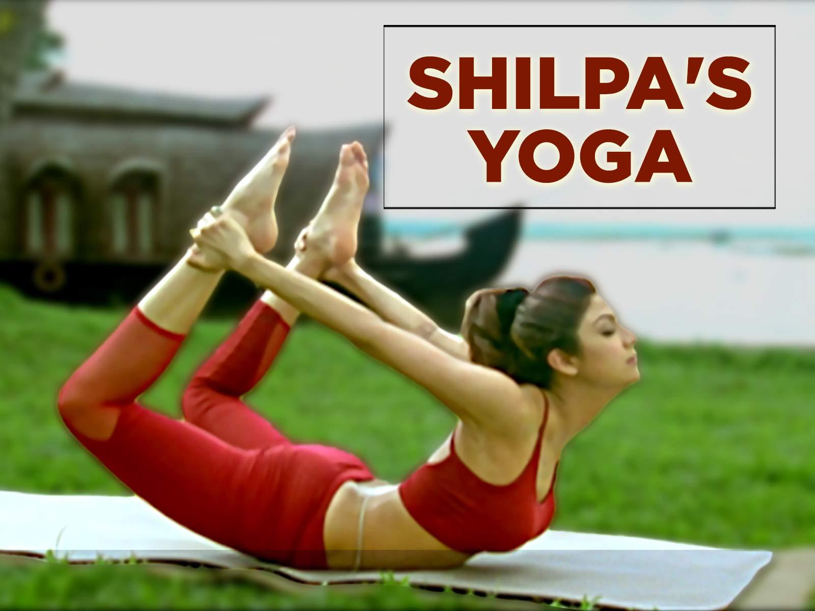 Shilpa's Yoga on Amazon Prime Video UK