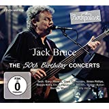 Rockpalast:the 50th Birthday Concerts (2DVD+CD)